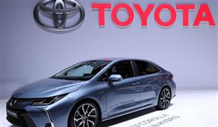 تراجع إنتاج تويوتا من السيارات بنسبة 14% فى فبراير