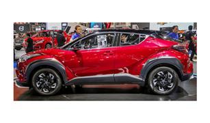 تويوتا تستعد للكشف عن نسخة SUV صغيرة كموديل لعام 2121