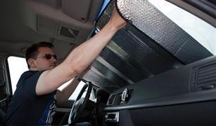 مع ارتفاع درجات الحرارة.. كيف تحمي سيارتك من الشمس