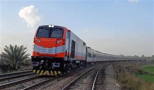 السكك الحديدية تقرر تشغل ٤ قطارات إضافية.. وتعدل ميعاد قطارين