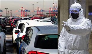 تراجع كبير لمبيعات السيارات في مارس 2020 بسبب انتشار فيروس كورونا