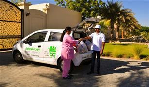 خدمات التوصيل في دبي تسهّل الحجر الصحى في زمن فيروس كورونا
