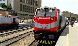 """""""السكك الحديدية"""" تبدأ التشغيل التجريبي لأولى عربات شركة ترانسماش الروسية"""