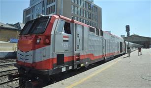 تشغيل ٩ قطارات سكة حديد إضافية وامتداد ٣ قطارات وتعديل مواعيد ٨
