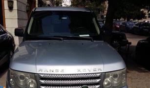 حلم من يريد شراء سيارة مستعمله ..تعرف على سعر لاند روفر  سبورت  موديل 2006  في مصر