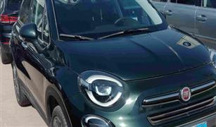 بعد اسابيع من طرحها تعرف على سعر السيارة الإيطالية الشقيةكسر الزيرو.. فيات 500X مستعملة موديل 2020