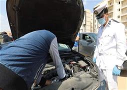 المرور يعلن موعد فتح تجديد الترخيص لجميع السيارات