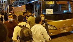 وزير النقل يتابع نقل ركاب قطاري 987 و983 القادمين من الأقصر وأسوان للقاهرة