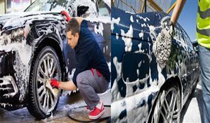 أخطاء شهيرة نرتكبها عند تنظيف السيارة