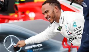 لويس هاميلتون: فورمولا-1 بدون جماهير سيئة لكنها أفضل من الوضع الراهن