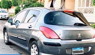 سيارة الشباب الفرنسية.. تعرف على سعر بيجو 308 موديل 2011 مستعملة