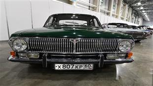 """سيارة """"الفولغا"""" السوفيتية الشهيرة تحتفل بيوبيلها الخمسين"""