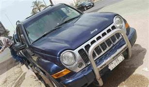 بعد 14 سنه من تشغيلها على الطريق فى مصر ..تعرف على سعر جيب ليبرتي موديل 2006  مستعملة