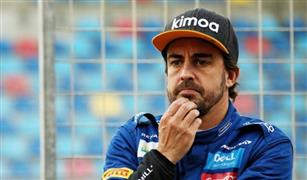 ألونسو يفتح الباب أمام العودة لفورمولا-1