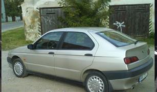 بعد 23 سنة استعمال.. أعرف سعر ألفا روميو 147 موديل 1997 في مصر