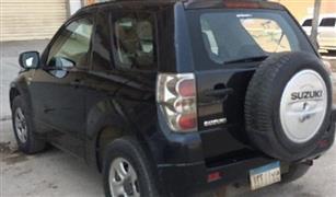 ملكة سيارات الدفع الرباعى اليابانية  تعرف على سعر سوزوكي فيتارا مستعملة موديل 2006 في مصر