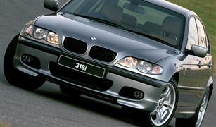 الألمان يغزون سوق المستعمل بسيارة  بي أم دبليو 318 موديل 2005 في مصر