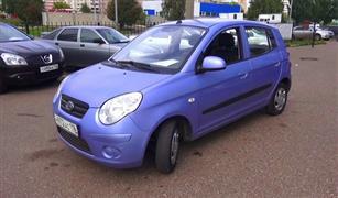 سيارة الشباب الأولى.. تعرف على سعر  الأعجوبة الكورية كيا بيكانتو مانيوال موديل 2010 في مصر