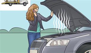 طريقة مبتكرة لتبريد موتور سيارتك في دقائق