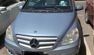 السيارة المحيرة.. سعر  مرسيدس B160 موديل 2010 مستعملة في مصر