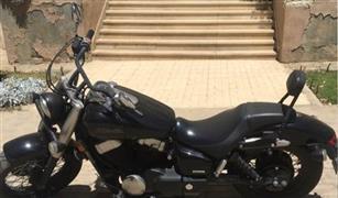 في سوق المستعمل.. سعر الموتوسيكل هوندا Shadow موديل 2011 في مصر