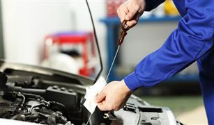 متى تقلق من نقصان مستوى زيت المحرك؟