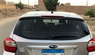 القوة اليابانية.. سعر سوبارو XV مستعملة موديل 2013 في مصر