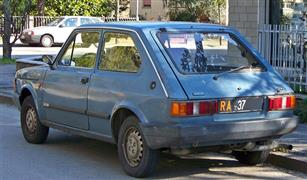 للراغبين في تعلم القيادة.. سعر فيات 127 مستعملة موديل 1983 في مصر