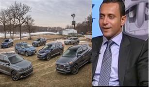 """شادي ريان: إقبال كبير على سيارات الكروس أوفر في مصر وفئة """"ميني"""" منها ستنتشر قريبا"""