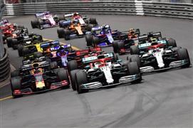 """""""فورمولا-1"""" تلغي سباقات اذربيجان وسنغافورة واليابان لهذا الموسم"""
