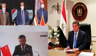 """تعاون مصري- صيني لإنتاج سيارات كهربائية بشركة """"النصر"""""""