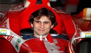 سائق فورمولا 1 زاناردي في حالة خطيرة بعد حادث سير