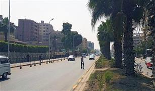 تحويلات مرورية بشارع الهرم بالجيزة لاستكمال مشروع محور ترعة الزمر