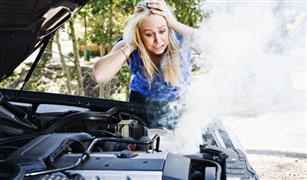 قبل ارتفاع درجات الحرارة من جديد .. أفضل طريقة لتبريد محرك سيارتك