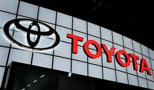 تراجع كبير في مبيعات تويوتا الشهر الماضي