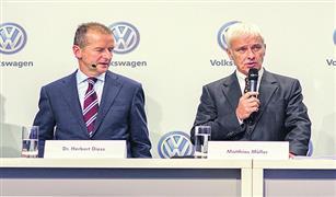 فولكس فاجن تعلن تعيين رئيس تنفيذي جديد للشركة