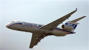 """روسيا تعود إلى إنتاج طائرة الركاب """"تو-334"""""""