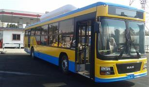 """""""النقل العام"""" بالقاهرة تقدم خدمة جديدة متميزة بسعر ١٠ جنيهات لتذكرة الأتوبيس"""