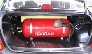 خطوات تحويل السيارة من البنزين إلى الغاز الطبيعي