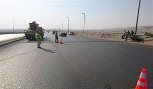 استمرار غلق نفق بلبيس وإعادة فتح الطرق المؤدية إلى طريق  الاسماعيلية
