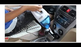 كيف تشتري مكنسة كهربائية مناسبة لتنضيف سيارتك؟