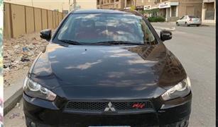 القرش.. تعرف علي سعر  ميتسوبيشي لانسر EX مستعملة موديل 2016 في مصر