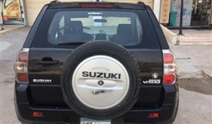 سيارة عالية بثمن معقول.. تعرف علي سعر سوزوكي فيتارا مستعملة موديل 2006 في مصر