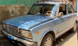 بعد هبوط الأسعار.. تعرف علي سعر لادا 2107 مستعملة موديل 2008 في مصر