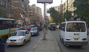 غلق جزئى لشارع السودان بالجيزة أمام شارع الفرات لمدة 5 ساعات