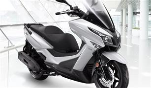 مفاجأة فى عالم الدراجات البخارية :تعرف على سعر سكوتر كيمكو اكس تاون 250  سي سي موديل 2019