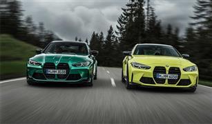 شاهد مفاجأة BMW:الكشف عن M3و M4 موديل 2021 بتصميم الجيل السادس