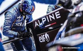 تغيير اسم رينو إلى البين في الموسم المقبل لفورمولا-1
