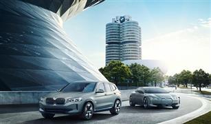 BMW تكشف الستار عن 9 سيارات كهربائية جديدة بحلول عام 2030