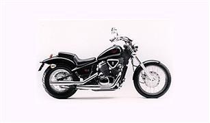 هوندا السلاح اليابانى لغزو سوق الدراجات النارية المستعمله .. تعرف على  سعر ستدد 400 سي سي موديل 1995